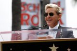 Ellen DeGeneres akan terima Golden Globe Lifetime Award