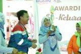PT Pertamina apresiasi nasabah Bank Sampah Tamalabba Makassar