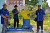 UNRI sumbang teknologi pengolahan sampah di Indragiri Hulu