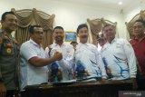 Pemkab Solok Selatan dan Bawaslu tandatangani NPHD Rp6,1 miliar