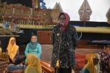 Balai Budaya Minomartani dan Sekolah Vokasi UGM menggelar Mawayang 2019