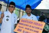 Pemprov Sulbar serahkan hibah Rp3,5 miliar untuk Pemkab Mamasa