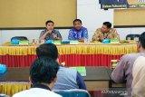 Infrastruktur di pusat Kota Sampit juga perlu peningkatan