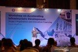 BI : Penguatan sinergi pemerintah pusat dan  daerah untuk akselerasi pembangunan infrastruktur