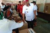 Bupati Lampung Tengah pantau pemilihan kepala kampung serentak