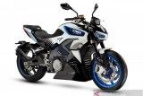 Sepeda motor listrik bergaya dari Kymco RevoNEX