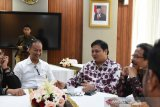 Menko Airlangga sebut ekonomi Indonesia masih tumbuh