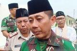 Titik panas di Kabupaten  Ogan Komering Ilir masih menyebar