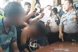 Polisi tangkap dua kurir narkoba yang dikendalikan dari dalam Lapas Palangka Raya