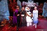 Mampukah lagu 'Forezen II'' kembali sihir anak-anak di seluruh dunia