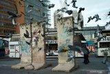 Rakyat Jerman rayakan 30 tahun  jatuhnya Tembok Berlin