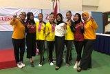 Empat pesenam Lampung lolos ke PON XX Papua