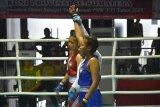 Petinju Lampung raih tiga medali emas Porwil