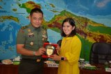 Komisi I DPR kunker ke Kodam XVII/Cenderawasih