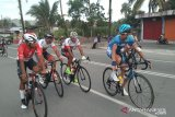 Etape VII jadi yang terpendek pada Tour de Singkarak