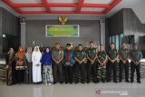 Danrem harap Maulid Nabi perkokoh pondasi diri prajurit TNI