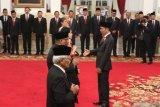 Sultan Himayatuddin Oputa Yii Ko dari Sultra diberi gelar Pahlawan Nasional