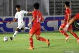 Timnas U-19 Indonesia vs Korea Utara butuh dukungan suporter di SUGBK