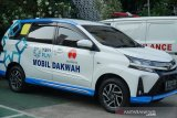 YBM-PLN bagikan tiga unit mobil operasional dan 12.000 paket sembako
