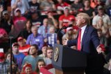 Presiden AS Donald Trump ke rumah sakit cek kesehatan
