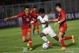 Timnas U-19 pimpin klasemen dan 'top scorer' Grup K