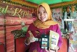 Cokelat khas Pesawaran meramaikan Festival Kopi Lampung