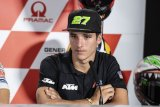 Gantikan Oliveira di Valencia, Lecuona menjalani debut MotoGP lebih awal