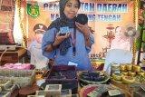 Kosmetik Kopi asli Lampung Tengah hadir di Festival Kopi Lampung