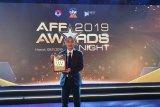 Riko Simanjuntak tidak bayangkan masuk Best XI AFF 2019