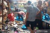 Kebakaran landa kedai harian di Sarang Gagak, kerugian diperkirakan Seratus Juta rupiah