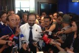 Ketum NasDem bantah reaktif tanggapi candaan Presiden Jokowi