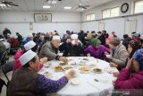 Muslim Etnis Hui di China rayakan Maulid Nabi