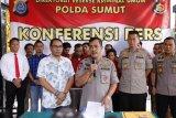 Kapolda: pembunuh aktivis di Labuhanbatau diancam hukuman mati