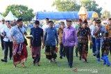 Luwu Timur gelar Utsawa Dharma Gita VIII tingkat Sulsel