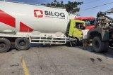 3 kendaraan terlibat kecelakaan beruntun di Jalan Pantura Pati