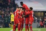 Bayern pecundangi Dortmund dengan empat gol tanpa balas