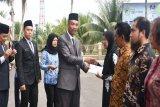 Pemkab Barito Utara serahkan tali asih untuk keluarga pahlawan
