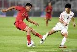 Timnas U-19 Indonesia buat pelatih Korea Utara kecewa, Park Kyong Bong: Saya tidak puas