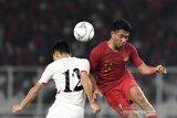 Indonesia lolos ke Piala Asia U-19 di Hari Pahlawan usai tahan Korut