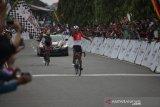 Pebalap tercepat etape VIII, mengintai kemenangan di etape IX TdS 2019