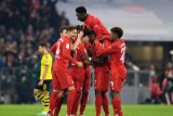 Bayern Muenchen gilas  Dortmund 4-0