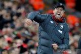 Klopp bantah anggapan Liverpool tertekan di puncak klasemen Liga Inggris