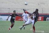 Liga 1 -- Persipura ditahan imbang 2-2 oleh Bali United