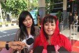 Dewi Tanjung dicecar 20 pertanyaan terkait laporan Novel Baswedan