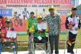 Kontingen Papua menjuarai cabor renang di Peparpenas 2019