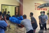 RS Polri menerima jasad yang diduga WNA tenggelam di perairan Banten