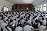 666 calon prajurit TNI AD asal Sulteng siap bersaing seleksi tahap dua.