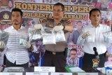 Polresta Pekanbaru antisipasi peredaran narkoba di penghujung tahun