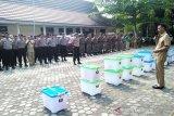 Logistik Pilkades serentak di Barito Utara didistribusikan