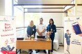 Bank Lampung KCP TBS buka stand dan kenalkan produk unggulan